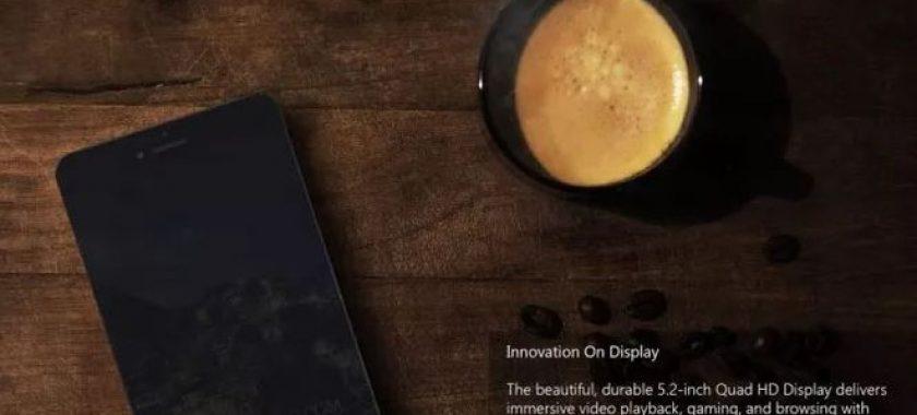 Ý tưởng iPhone SE 2017 màn hình 5,2 inch không viền