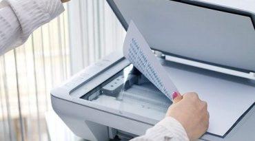 Hướng dẫn cách Scan tài liệu từ máy photocopy đơn giản nhất