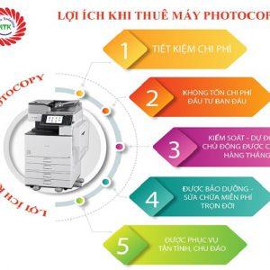 Cho thuê máy photocopy tại Tân Bình | Dùng thử 1 tháng miễn phí