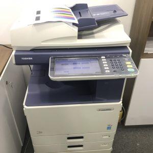 Giao máy photocopy tại công ty Bình Thạnh