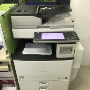 Giao máy photocopy cho công ty XNK tại Bến Tre