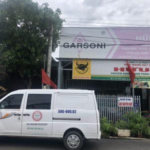 Giao máy photocopy cho công ty tại Đồng Xoài, Bình Phước