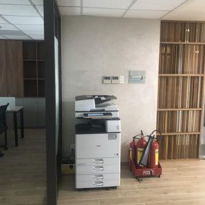 Giao máy photocopy cho công ty tại Phú Nhuận