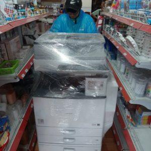 Giao máy photocopy cho văn phòng phẩm tại Phú Quốc