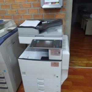 Cho thuê máy photocopy cho công ty dịch vụ và vật liệu xây dựng tại Phú Quốc
