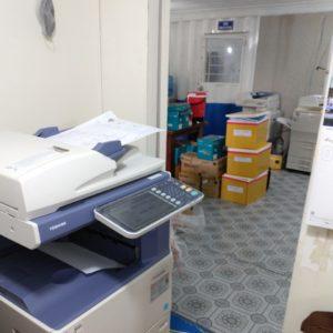 Cho thuê máy photocopy cho tập đoàn xây dựng tại Phú Quốc
