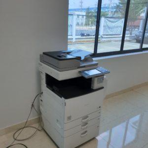 Cho thuê máy photocopy cho công ty may mặc tại Long An
