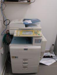 Cho thuê máy photocopy cho công ty cổ phẩn thiết kế và xây dựng tại Phú Quốc